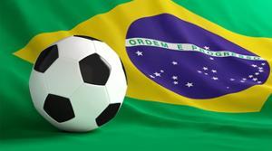 Football Brazil by 3dfoto