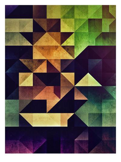 3Ym-Spires-Art Print