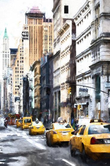 401 Broadway-Philippe Hugonnard-Giclee Print