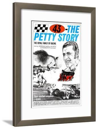 43: THE RICHARD PETTY STORY, (aka SMASH-UP ALLEY), Richard Petty, 1974