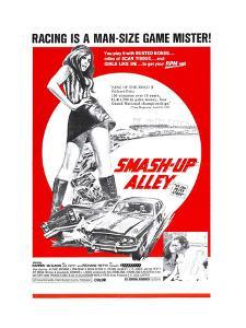 43: THE RICHARD PETTY STORY, (aka SMASH-UP ALLEY), Richard Petty (bottom right), 1974