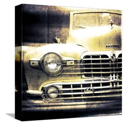 46 Lincoln-Richard James-Stretched Canvas Print