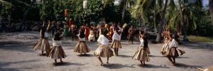 48th Annual Hawaiian Cultural Festival, Pu'uhonua O Honaunau National Historical Park, Hawaii