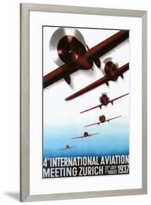 4th International Aviation Meeting, Zurich
