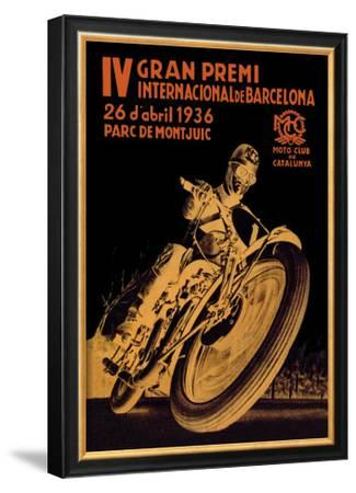 4th International Barcelona Grand Prix