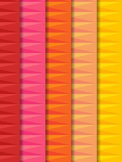 5 Colors Of Art-Wonderful Dream-Art Print