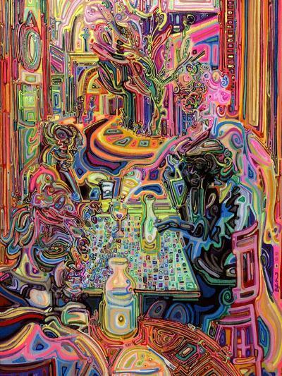5 O'Clock Somewhere-Josh Byer-Giclee Print