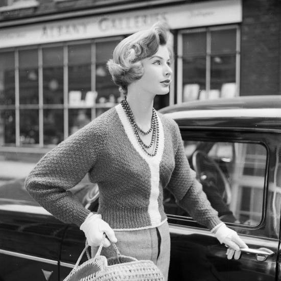 50S Knitwear-Chaloner Woods-Photographic Print