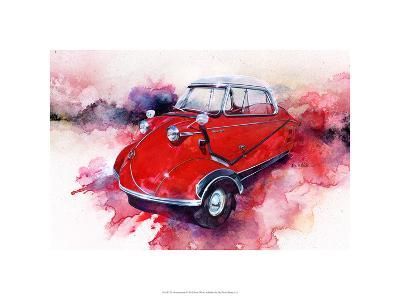 '55 Messerschmitt-Bruce White-Premium Giclee Print
