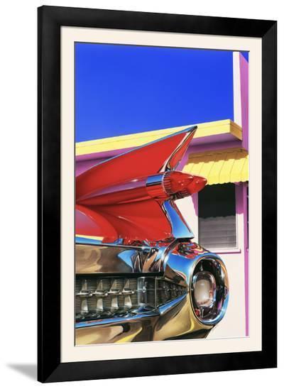 '59 Cadillac El Dorado-Graham Reynolds-Framed Photographic Print