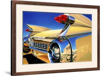 '59 El Dorado Athens-Graham Reynolds-Framed Photographic Print