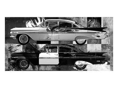 '59 IMPALA-Parker Greenfield-Art Print