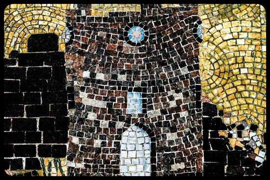 (6) From The Series, Twelve Tribes Of Israel-Joy Lions-Giclee Print