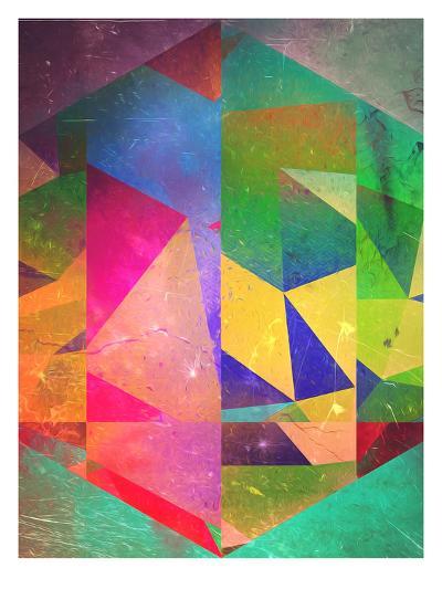 6 Hyx-Spires-Art Print