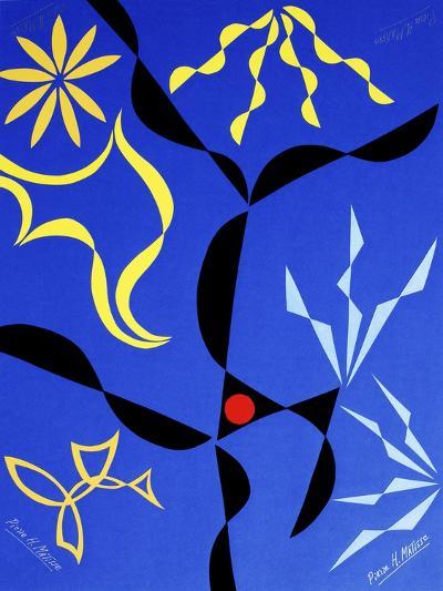 69CO-Pierre Henri Matisse-Giclee Print