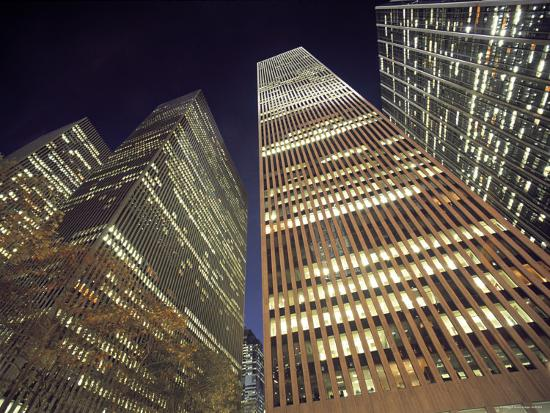 6th Avenue, Manhattan, New York City, USA-Jon Arnold-Photographic Print
