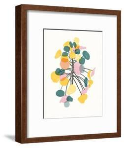 Watercolor Plant I by 7.0