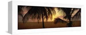 7-Mile Beach at Sunset, Negril, Jamaica