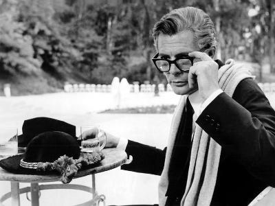 8 1/2, Marcello Mastroianni, 1963--Photo