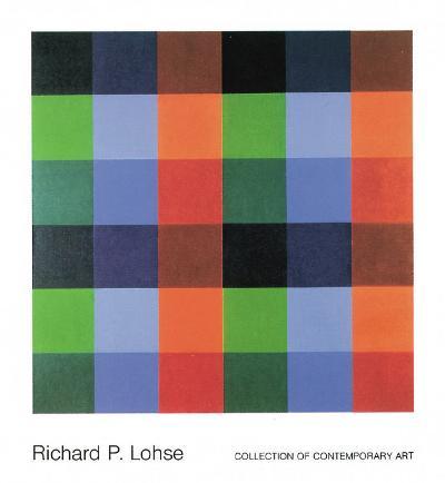 9 x 4 Farborte-Richard P^ Lohse-Art Print