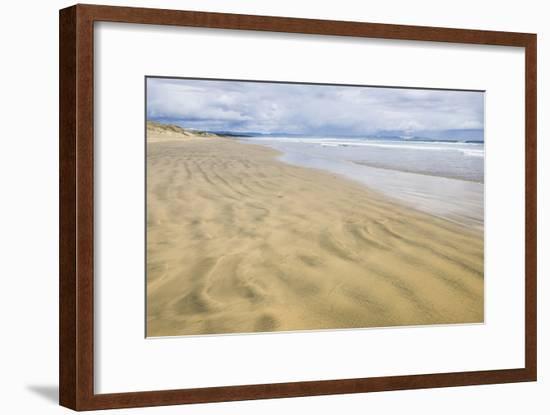 90 Mile Beach, Northland, North Island, New Zealand, Pacific-Matthew Williams-Ellis-Framed Photographic Print