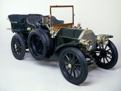 A 1903 Mercedes 60Hp--Photographic Print
