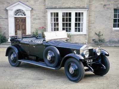 A 1925 Rolls-Royce Phantom I--Photographic Print