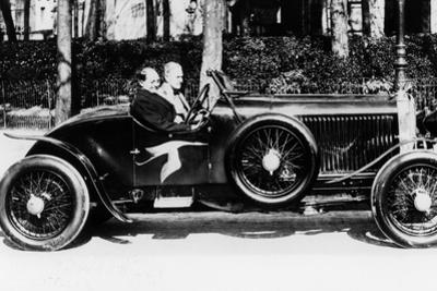 A 1928 Hispano-Suiza 45Hp Car, (C1928)
