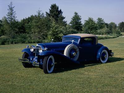 A 1930 Cord L29--Photographic Print