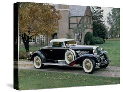 A 1931 Duesenberg J