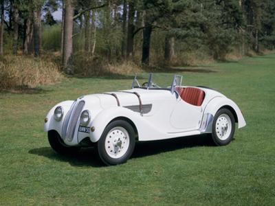 A 1937 Bmw 328