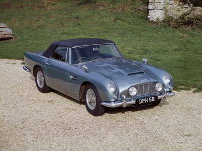 A 1964 Aston Martin Db5 Sportscar