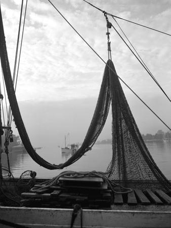 Fish Nets by A. Aubrey Bodine
