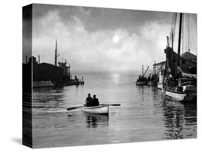 In the Harbor, Crisfield, Maryland 1947