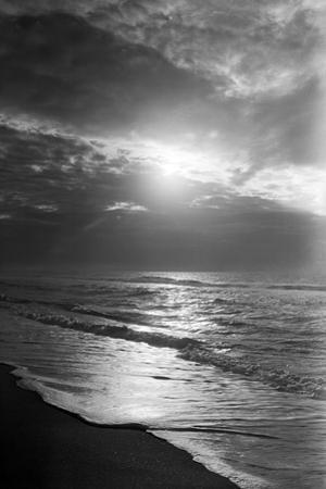 Standing in Skiff, Gwynn Island, Virginia 1943 by A. Aubrey Bodine
