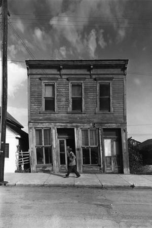 Street Scenes in Crisfield, Maryland by A. Aubrey Bodine