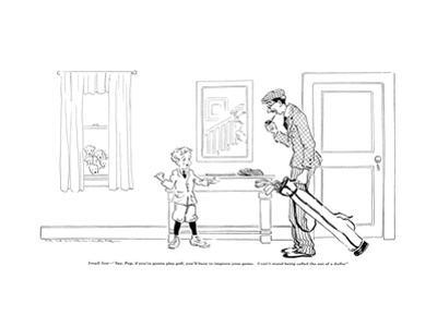 The American Golfer Cartoon May 3, 1924