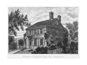 Washington: Headquarters by A. Barry