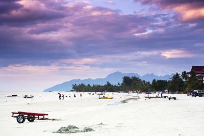 A Beautiful Day at Cenang Beach on Langkawi, Malaysia-Micah Wright-Photographic Print