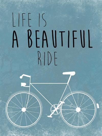 A Beautiful Ride-Jan Weiss-Art Print