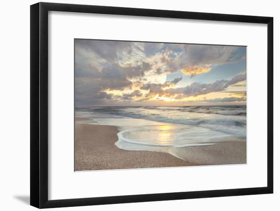 A Beautiful Seascape-Assaf Frank-Framed Photographic Print