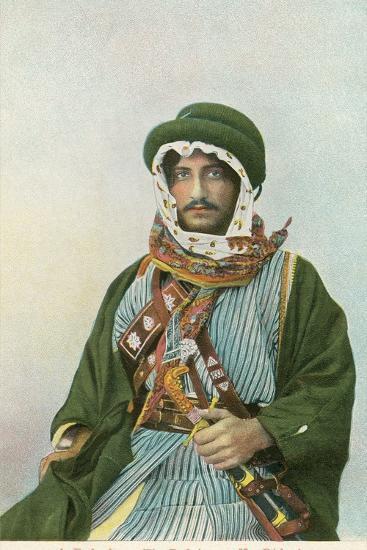 A Bedouin--Art Print