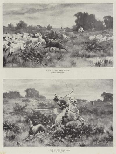 A Bill of Fare-Stanley Berkeley-Giclee Print