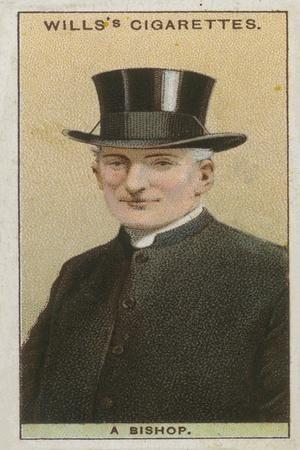 A Bishop--Giclee Print
