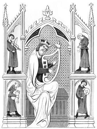 Music Concert, 13th Century