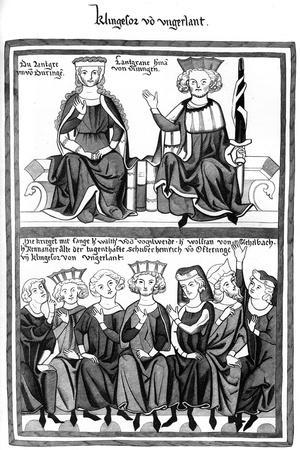 The Congress of Wartburg, 15th Century