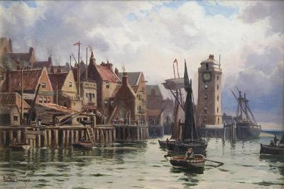 A Bit of Old Shields, 1898-Duncan F. McLea-Giclee Print