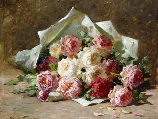 A Bouquet of Roses-Abbott Fuller Graves-Giclee Print