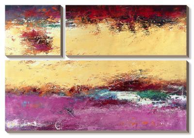 A Bridge to Joy-Janet Bothne-Canvas Art Set