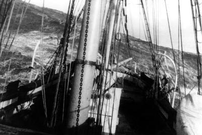 A Cape Horn Sea--Photographic Print